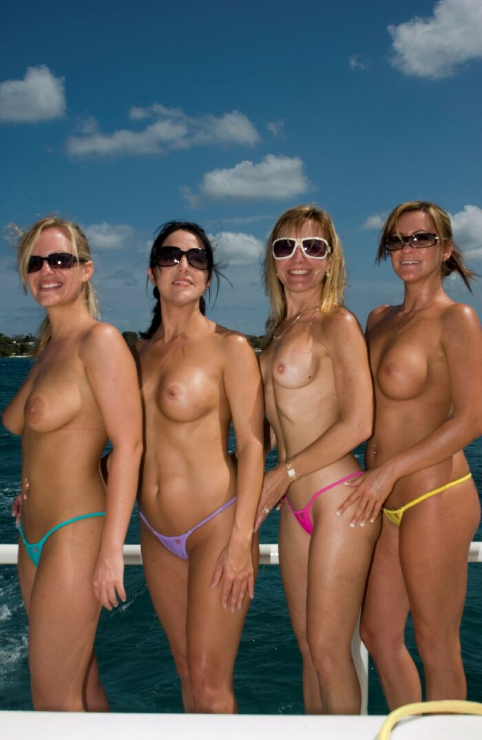 naked swim suit contest